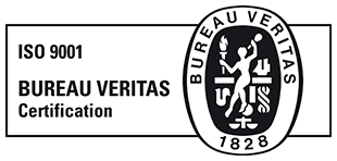 BV Certification N&B ISO 9001